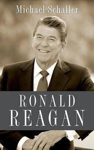 Ronald Reagan - Michael Schaller - cover