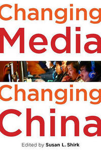 Changing Media, Changing China - cover
