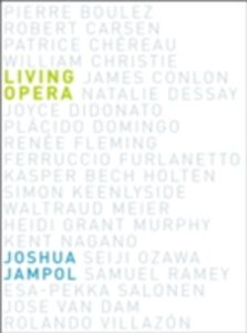 Foto Cover di Living Opera, Ebook inglese di Joshua Jampol, edito da Oxford University Press