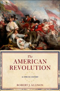 Ebook in inglese American Revolution: A Concise History Allison, Robert