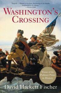 Foto Cover di Washington's Crossing, Ebook inglese di David Hackett Fischer, edito da Oxford University Press