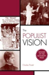 Foto Cover di Populist Vision, Ebook inglese di Charles Postel, edito da Oxford University Press