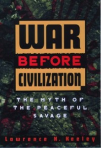 Ebook in inglese KEELEY:WAR BEFORE CIVILIZATION P Keeley, Lawrence H.