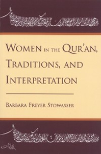 Ebook in inglese Women in the Qur'an, Traditions, and Interpretation Stowasser, Barbara Freyer