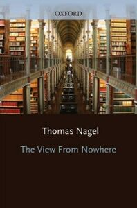 Ebook in inglese View From Nowhere Nagel, Thomas