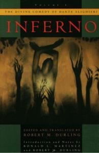 Ebook in inglese Divine Comedy of Dante Alighieri: Volume 1: Inferno Durling, Robert M.