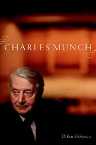 Ebook in inglese Charles Munch Holoman, D. Kern