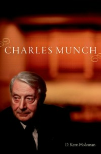 Ebook in inglese Charles Munch Holoman, D. Kern