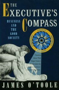 Ebook in inglese Executive's Compass: Business and the Good Society OToole, James