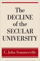 Decline of the Secular University