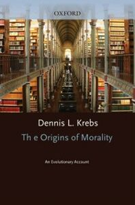 Ebook in inglese Origins of Morality: An Evolutionary Account Krebs, Dennis