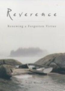 Foto Cover di Reverence: Renewing a Forgotten Virtue, Ebook inglese di Paul Woodruff, edito da Oxford University Press, USA