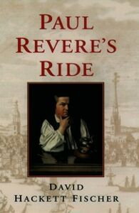 Ebook in inglese Paul Revere's Ride Fischer, David Hackett