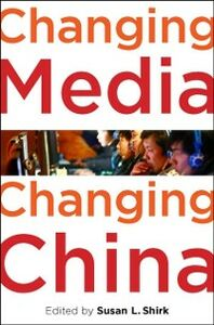 Foto Cover di Changing Media, Changing China, Ebook inglese di  edito da Oxford University Press
