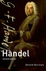 Ebook in inglese Handel Burrows, Donald