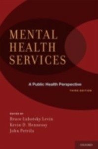 Ebook in inglese Mental Health Services: A Public Health Perspective -, -
