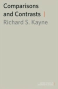 Ebook in inglese Comparisons and Contrasts Kayne, Richard S.