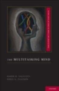 Ebook in inglese Multitasking Mind Salvucci, Dario D. , Taatgen, Niels A.