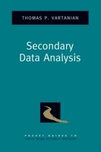 Ebook in inglese Secondary Data Analysis Vartanian, Thomas P.
