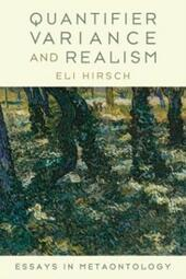 Quantifier Variance and Realism: Essays in Metaontology