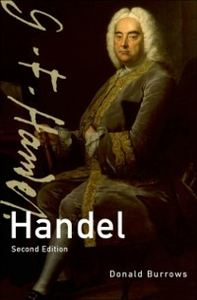 Ebook in inglese Handel Burrows, Donald