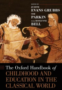 Ebook in inglese Oxford Handbook of Childhood and Education in the Classical World -, -
