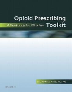 Opioid Prescribing Toolkit - Nathaniel P. Katz - cover