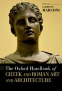 Foto Cover di Oxford Handbook of Greek and Roman Art and Architecture, Ebook inglese di  edito da Oxford University Press