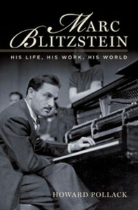 Ebook in inglese Marc Blitzstein: His Life, His Work, His World Pollack, Howard