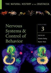 Crustacean Nervous Systems and Their Control of Behavior - cover