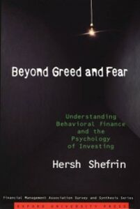 Foto Cover di Beyond Greed and Fear: Understanding Behavioral Finance and the Psychology of Investing, Ebook inglese di Hersh Shefrin, edito da Oxford University Press