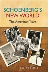 Schoenberg's New World: The American Years