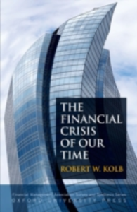 Ebook in inglese Financial Crisis of Our Time Kolb, Robert W.