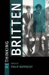 Ebook in inglese Rethinking Britten -, -