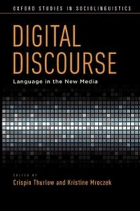Ebook in inglese Digital Discourse: Language in the New Media -, -
