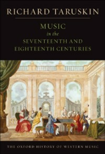 Ebook in inglese Music in the Seventeenth and Eighteenth Centuries: The Oxford History of Western Music Taruskin, Richard