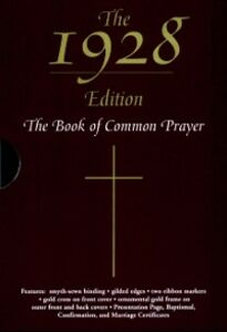 Ebook in inglese 1928 Book of Common Prayer Oxford University Press