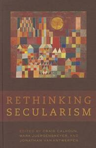 Rethinking Secularism - cover