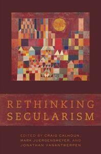 Ebook in inglese Rethinking Secularism -, -