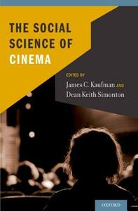 The Social Science of Cinema - cover