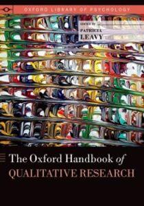 Ebook in inglese Oxford Handbook of Qualitative Research