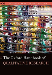Ebook in inglese Oxford Handbook of Qualitative Research -, -