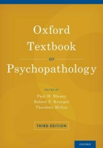 Ebook in inglese Oxford Textbook of Psychopathology