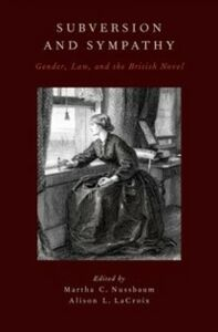 Ebook in inglese Subversion and Sympathy: Gender, Law, and the British Novel