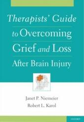Therapists'Guide to Overcoming Grief and Loss After Brain Injury