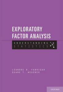 Ebook in inglese Exploratory Factor Analysis Fabrigar, Leandre R. , Wegener, Duane T.