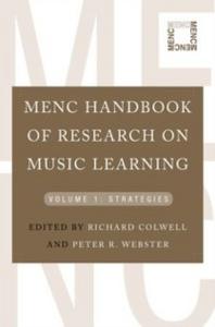 Ebook in inglese MENC Handbook of Research on Music Learning: Volume 1: Strategies -, -