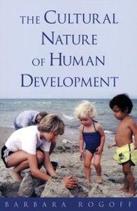 Ebook in inglese Cultural Nature of Human Development Rogoff, Barbara