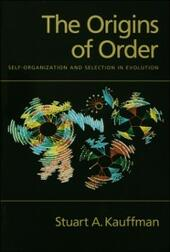 Origins of Order: Self-Organization and Selection in Evolution