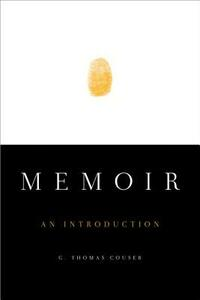 Memoir: An Introduction - G. Thomas Couser - cover